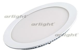 Светильник ARLIGHT-020116 DL-192M-18W Warm White