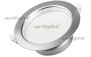 Светильник ARLIGHT-016768 IM-145 Silver 18W Warm White 220V