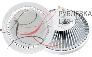 Лампа светодиодная ARLIGHT-015297 MDSL-AR111-GU10-12W 120deg Warm White 220V