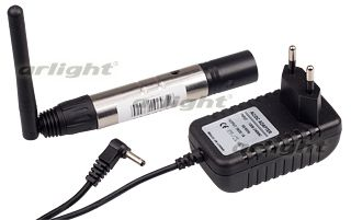 Усилитель ARLIGHT-016842 CT-DMX-2.4G [5V, Wireless, XLR Male]