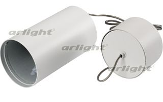 Корпус ARLIGHT-024236 SP-POLO-HANG-R85 [WH, 1-3, 350mA]