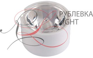 Линза ARLIGHT-011233 10DH1W [10°, Emitter, white]