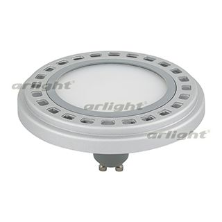 Лампа ARLIGHT-025624 AR111-UNIT-GU10-15W-DIM Day4000 [WH, 120 deg, 230V]