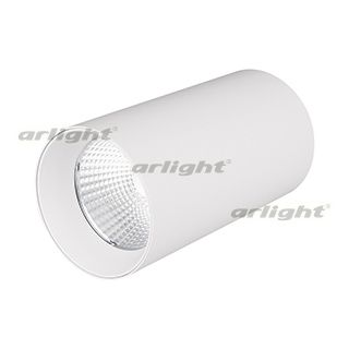 Светильник ARLIGHT-027522 SP-POLO-SURFACE-R85-15W White5000 [WH-WH, 40 deg]