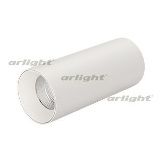 Светильник ARLIGHT-027516 SP-POLO-SURFACE-R65-8W White5000 [WH-WH, 40 deg]