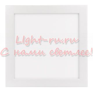 Светильник ARLIGHT-023929 DL-300x300M-25W Warm White