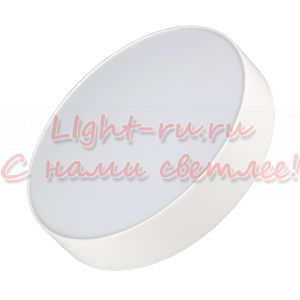 Светильник ARLIGHT-022229 SP-RONDO-175A-16W White
