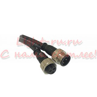 Коннектор питания ARLIGHT-026390 ARL-LINE-2pin [24V]