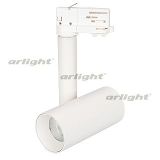 Светильник ARLIGHT-027498 SP-POLO-TRACK-PIPE-R65-8W White5000 [WH-WH, 40 deg]