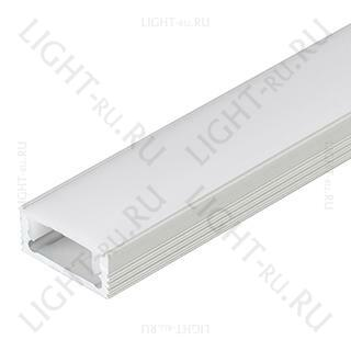 Профиль ARLIGHT-023716 SL-SLIM-H7-2000 ANOD