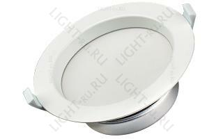 Светильник ARLIGHT-016772 IM-145 Matt 18W Day White 220V