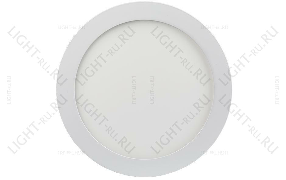 Светильник ARLIGHT-020155 DL-225M-18W Day White