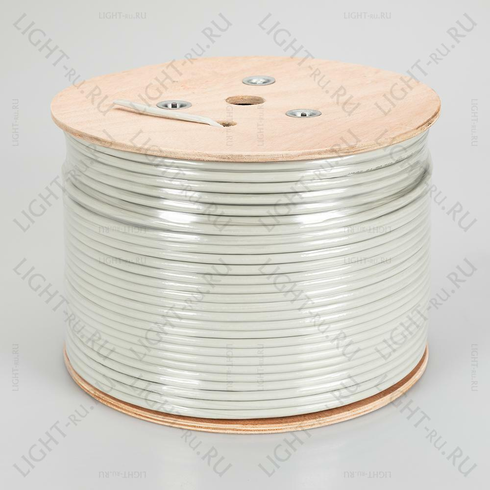 Кабель информационный FTP ARLIGHT-025052 ARL-FTP-PRO-4PR-24AWG-CAT5e-CU [305m]